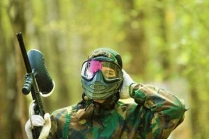 Paintball Hit